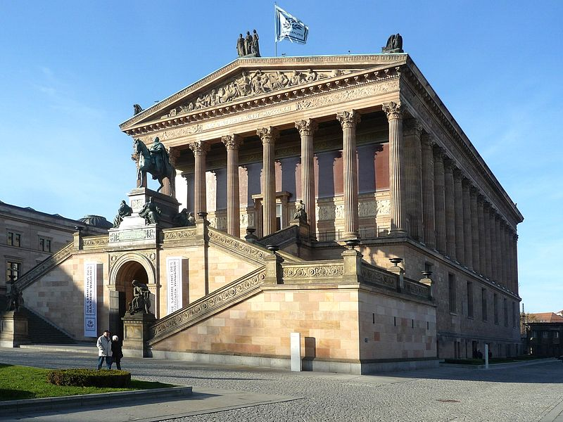 Museumsinsel - Alte Nationalgelerie