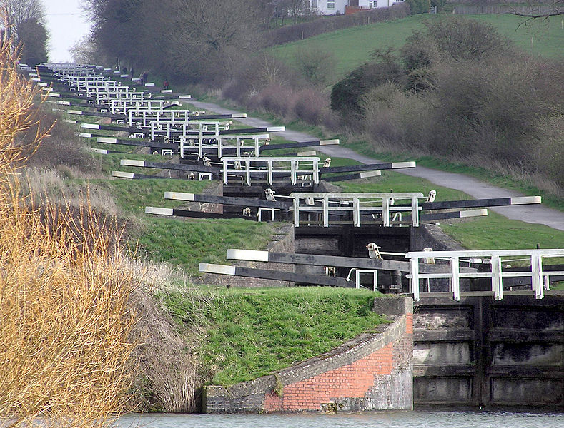 Devizes - Caen Hill Locks