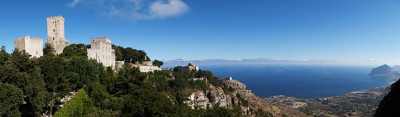 Sizilien - Erice